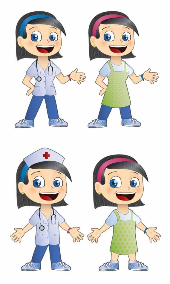 Enfermera-estudio-de-personaje