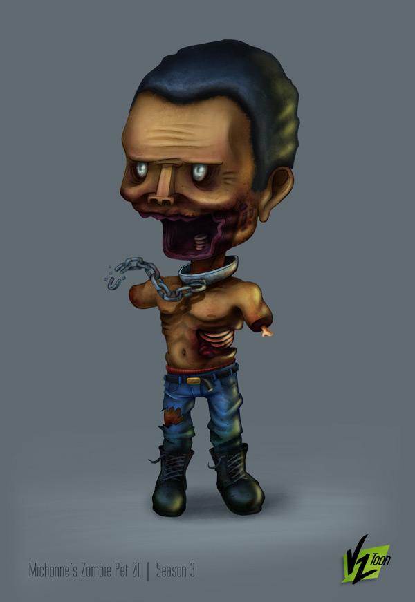 Michonne-zombie-pet_01