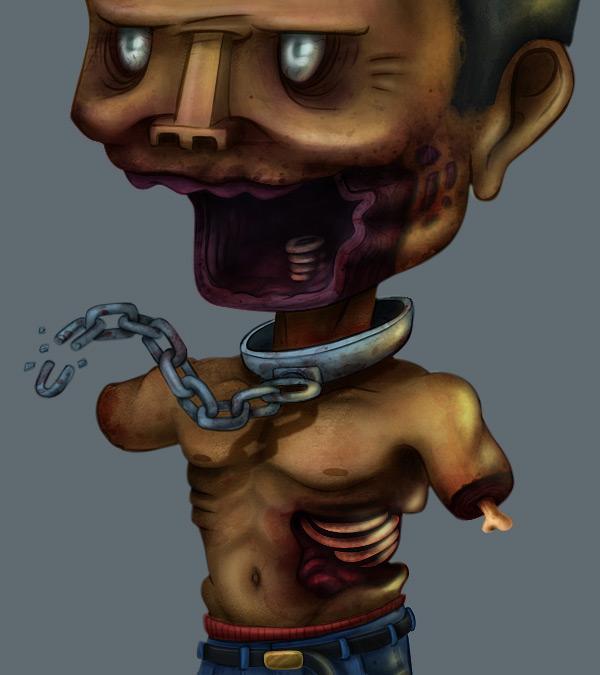 Michonne-zombie-pet_02