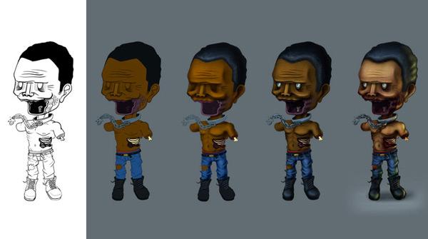 Michonne-zombie-pet_03